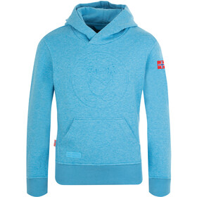 TROLLKIDS Kristiansand Sweater Kinderen, medium blue